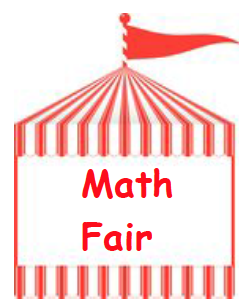 Graphic for Math Fair